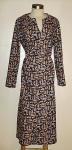 Vintage Reproduction 1970's Dress