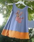 Funky Monkey Dress