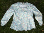 Vintage Reproduction 1970's Top