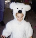 Sam Polar Bear Costume