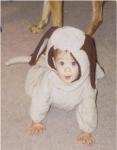 Sam Puppy Costume