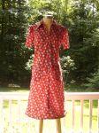 Vintage Reproduction 1960's Dress