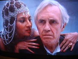 Something Wicked This Way Comes Pam Grier as the Dust Witch with Jason Robards