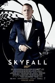 Daniel Craig as James Bond in Skyfall