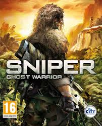 sniper ghost warrior poster