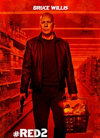 Bruce Willis in Red2