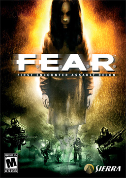 "Macabre Month of Horror: Review #19 ""F.E.A.R."""