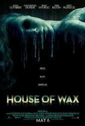 "Macabre Month of Horror: Movie Review #17 ""House of Wax"" (Original and Remake)"