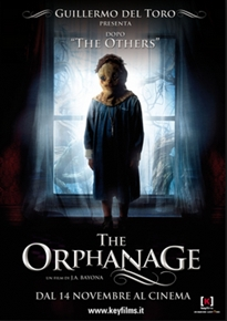 "Macabre Month of Horror: Movie Review #7 ""The Orphanage"""