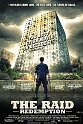 the raid redemption movie review