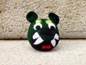 green bear recyco-balls