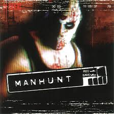 """Macabre Month of Horror: Review #14 """"Manhunt"""" (Videogame)"""