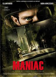 """Macabre Month of Horror: Movie Review #12 """"Maniac"""" (remake)"""