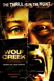 """Macabre Month of Horror: Movie Review #3 """"WolfCreek"""""""