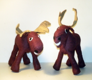 Chocolate Moose 1 and 2