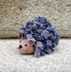 blue jeans hedgehog