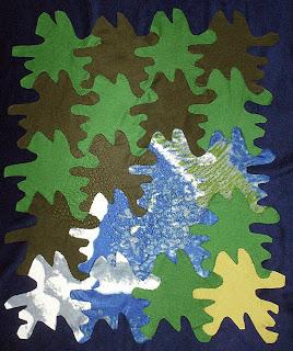 tesselation quilt tutorial