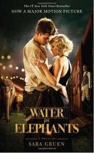 """Water for Elephants"", by Sara Gruen"