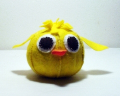 Yellow Chick Recyo-Ball