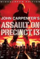 assault on precinct 13 poster