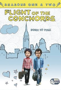 flgiht of the conchords