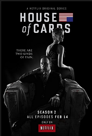house of cards SEASON2