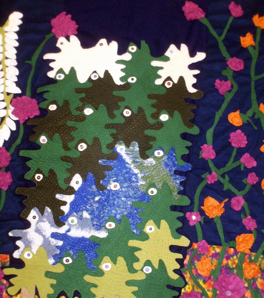tessellation quilt