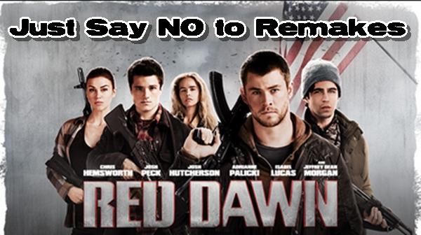 red dawn remake