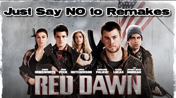 red dawn remake