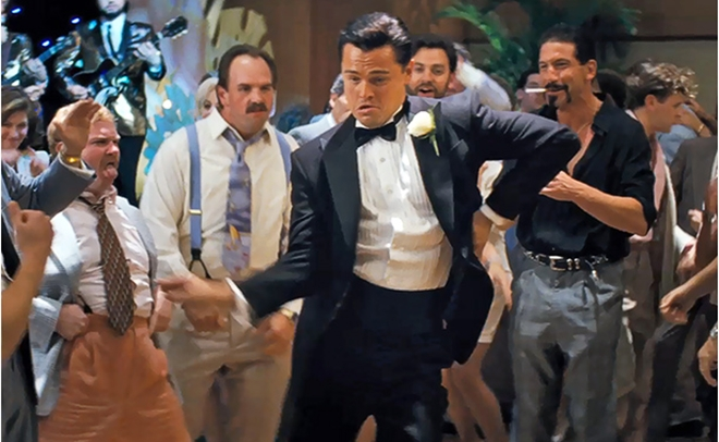 Wolf Of Wall Street Bachelor Party