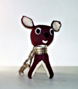 Fawn handmade by Amy Lyn of Green Carbon 2112