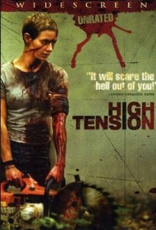 """Macabre Month of Horror: Movie Review #9 """"HighTension"""""""
