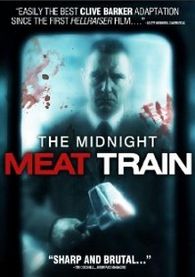 """Macabre Month of Horror: Movie Review #23 """"The Midnight MeatTrain"""""""