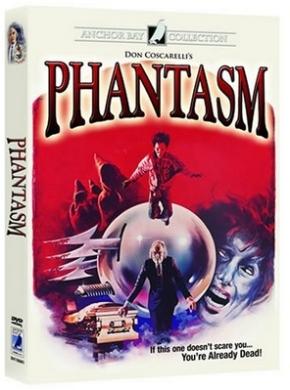 """Macabre Month of Horror: Movie Review #6 """"Phantasm"""""""