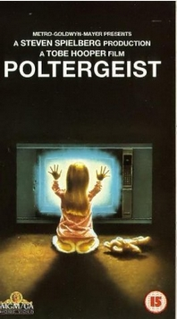 "Macabre Month of Horror: Movie Review #16 ""Poltergeist"""