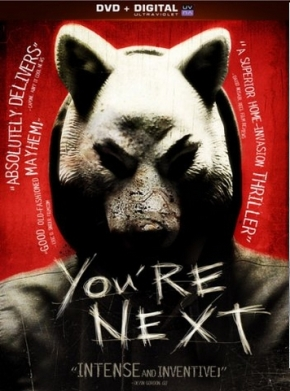 "Macabre Month of Horror: Movie Review #24 ""You're Next"""