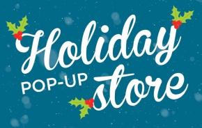 Shop Small, Shop Local, Shop Handmade at the Gordon-Nash Library Holiday Pop-UpShop