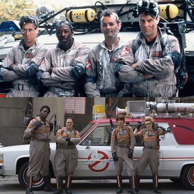 ghostbusters 1984-vs 2016