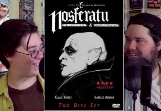 Nosferatu the Vampyre' (1979) Review (Macabre Month of Horror 2016)