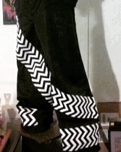 black-and-white-wrapped-pants