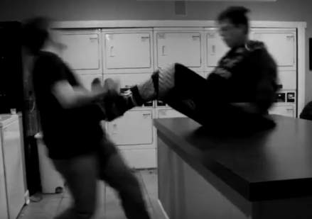 laundry fight an action short by brickwall pictures