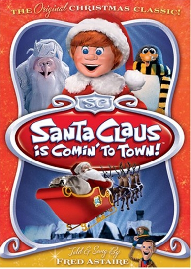 snta claus is coming to town stop motion movie
