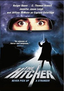 the hitcher with Rutger Hauer, C. Thomas Howell, Jennifer Jason Leigh